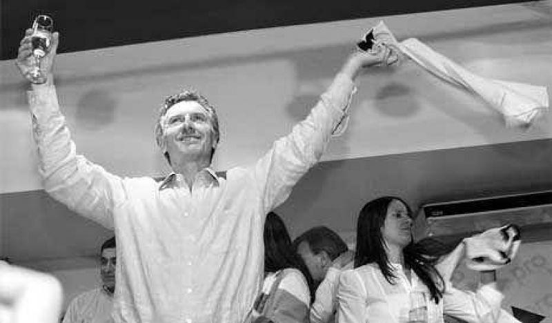 Macri busca reforzar su imagen presidencial