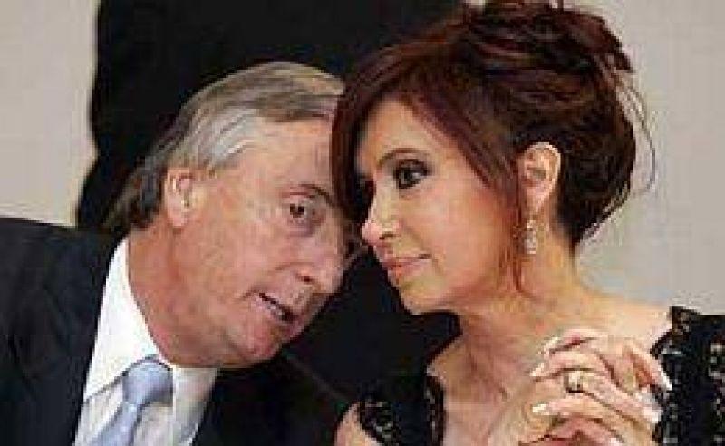 Denunciaron a los Kirchner por presunto enriquecimiento ilícito