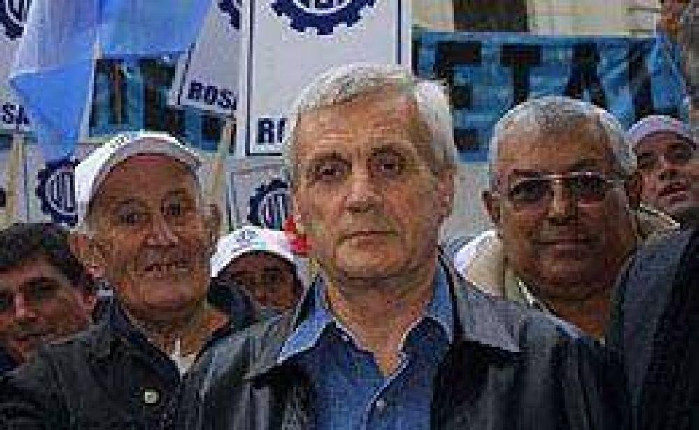 """Antonio Caló: """"Este año rondaremos el 22% de aumento"""""""