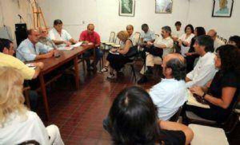 Por la lista de Fayad, se divide el congreso del radicalismo