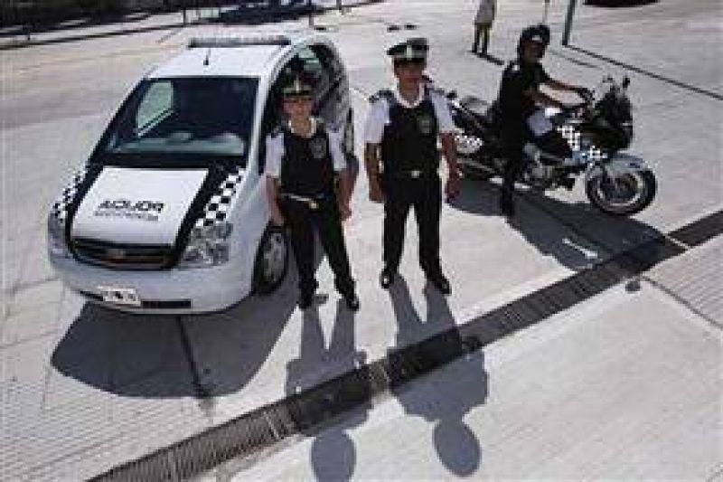 Desde hoy habrá dos policías en la ciudad