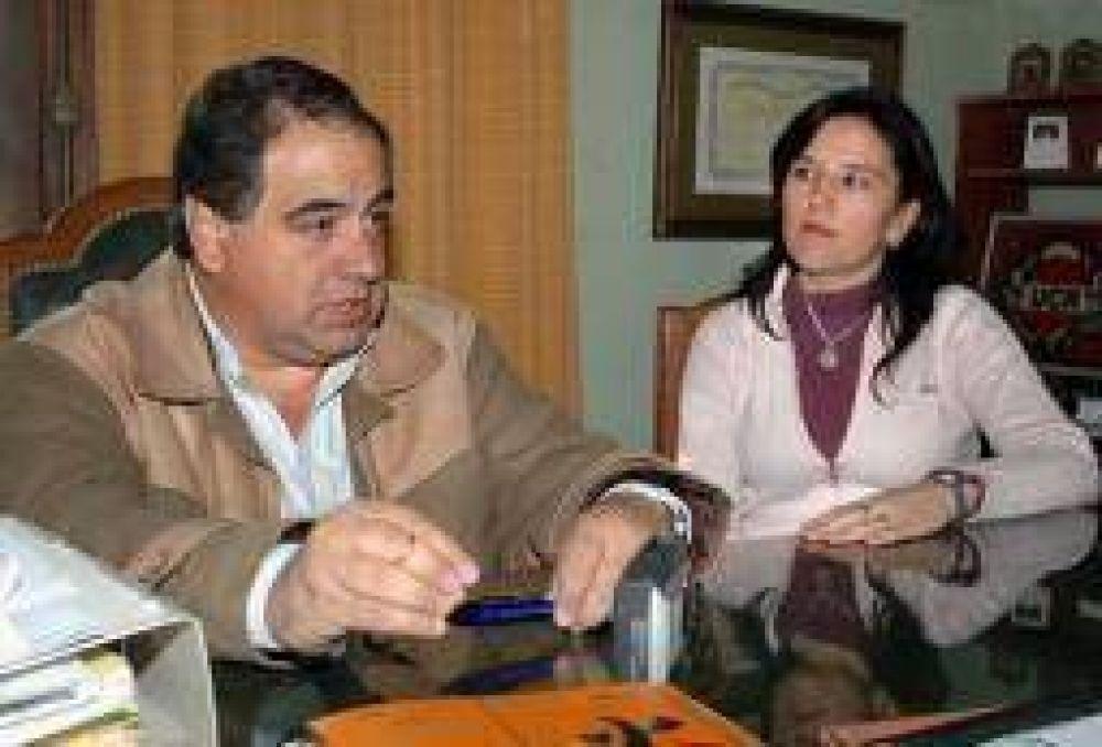 Julio Martínez embistió duro contra el kirchnerismo y Beder Herrera