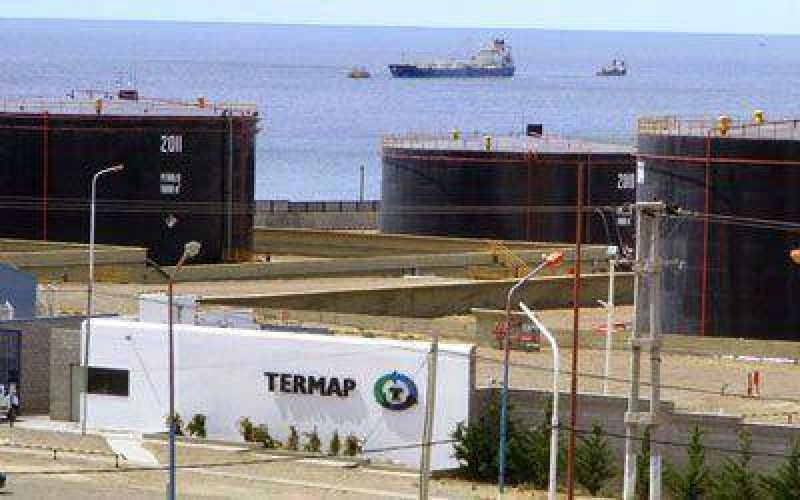 La flota amarilla bloqueó acceso de buques petroleros a la monoboya