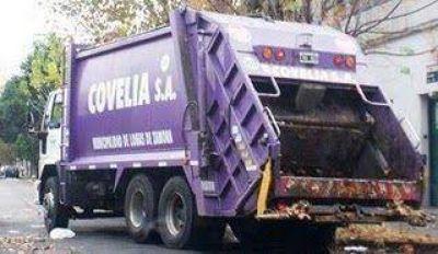 Distintos barrios de la ciudad no tendrán recolección de basura