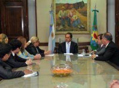 San Antonio de Areco: Scioli visitará la ciudad el lunes 29