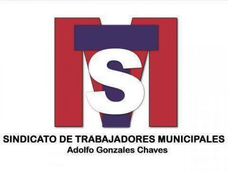 Sindicato Municipal firma de distintos convenios.
