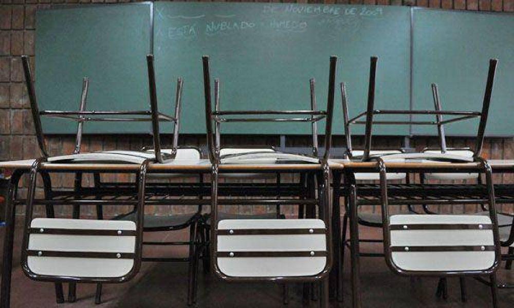 Conflicto docente volverá a impedir el inicio de clases en Tierra del Fuego y San Luis