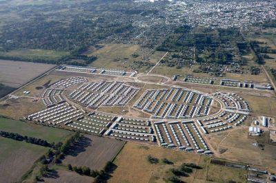 La Provincia interviene en la adjudicación de 1993 viviendas en General Rodríguez