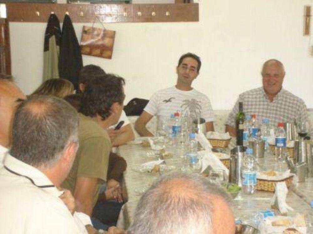 """En diálogo con BerissoCiudad Nazar remarcó la importancia de """"gestionar más recursos para la juventud"""""""
