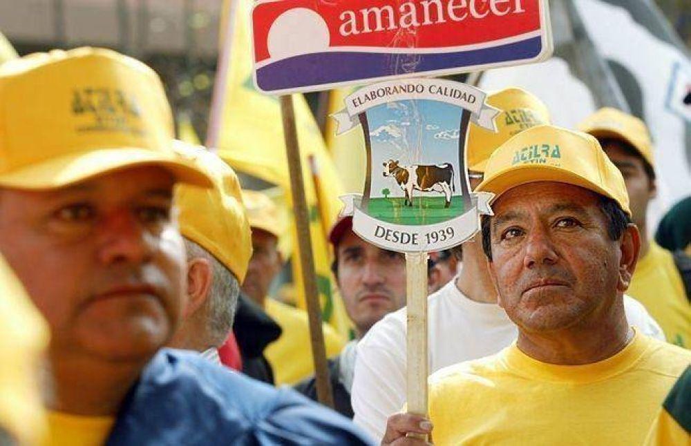La CGT se solidariza con los trabajadores de El Amanecer