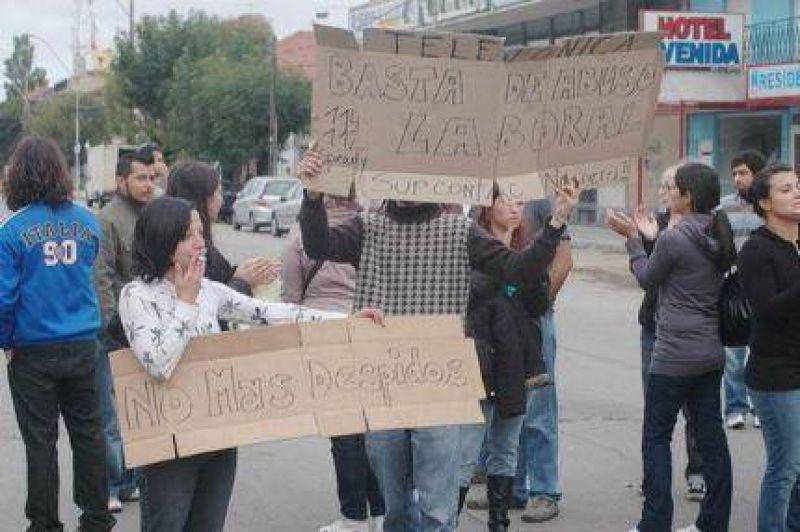 La CGT amenaza con medidas de fuerza por despidos en empresa contratada por Telefónica
