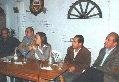 """Radicales de Tigre Se presentó la """"Mesa de Unidad Radical de Tigre"""""""