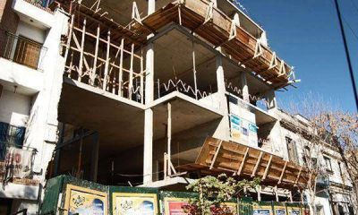 La construcci�n se aceler� a 13,7% de aumento en marzo