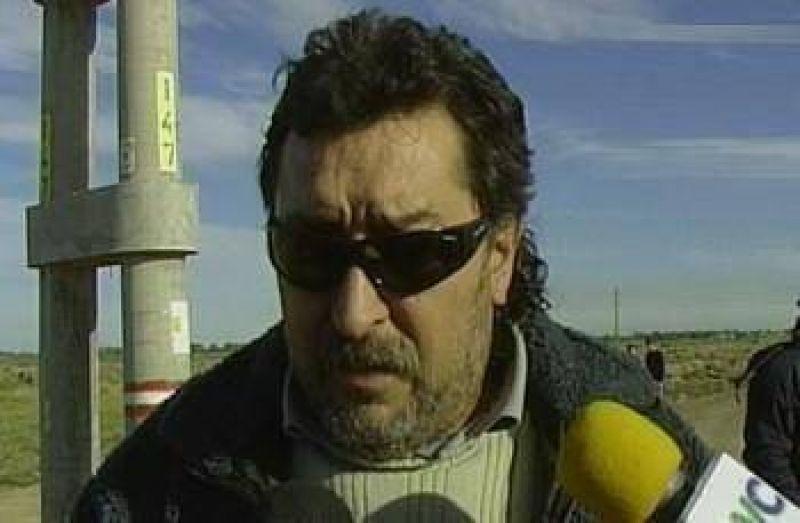 URGARA levant� el piquete en El Tri�ngulo