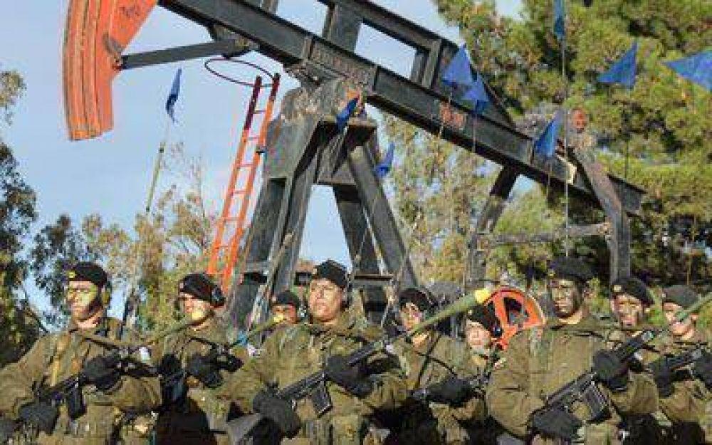 En el Liceo Roca se festejó el Día del Ejército Argentino