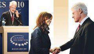 Clinton pidió que las calificadoras le suban la nota a la Argentina
