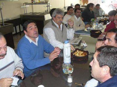 En Colón lanzaron apoyo a la candidatura de Duhalde