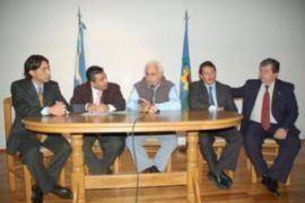 Trenque Lauquen Barracchia adherirá al Programa Envión