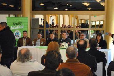 Directores de hospitales de la provincia se reunieron a efectos de coordinar acciones