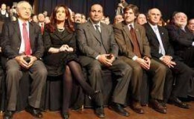 """Cristina: """"C�mo es posible que se siga dudando de la conveniencia de los sindicatos"""""""