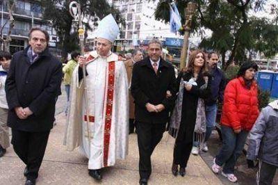 Miles de vecinos celebraron las Fiestas Patronales de Avellaneda