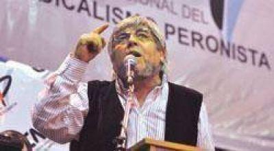 En campaña, Hugo Moyano ya trabaja por un presidente sindicalista