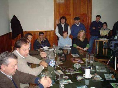 El Intendente puso en funciones a nuevas autoridades barriales