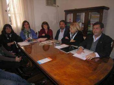 Para que no suceda lo acontecido en 2009 en Areco La intendente de San Antonio de Areco pidió que Zárate se adhiera