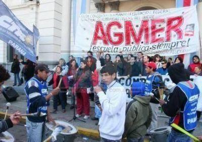 Más de 25.000 afiliados a Agmer participarán de los comicios de Ctera