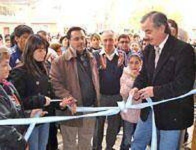 Ruiz dejó habilitado las remodelaciones de la Terminal de Ómnibus