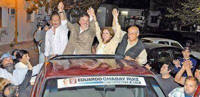 Ruiz encarará otro mandato en La Banda