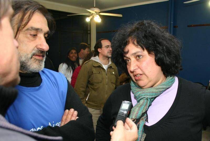 Helena García se impuso en las elecciones de la CTA Necochea