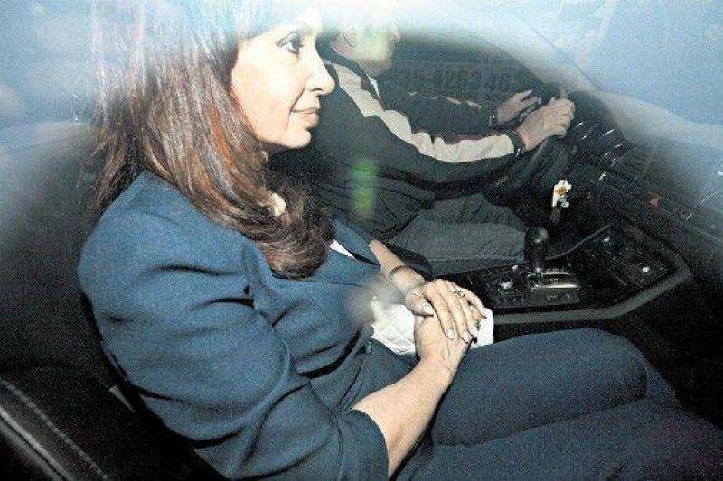 Cristina inició su visita oficial a Túnez, segundo destino de su gira por Africa