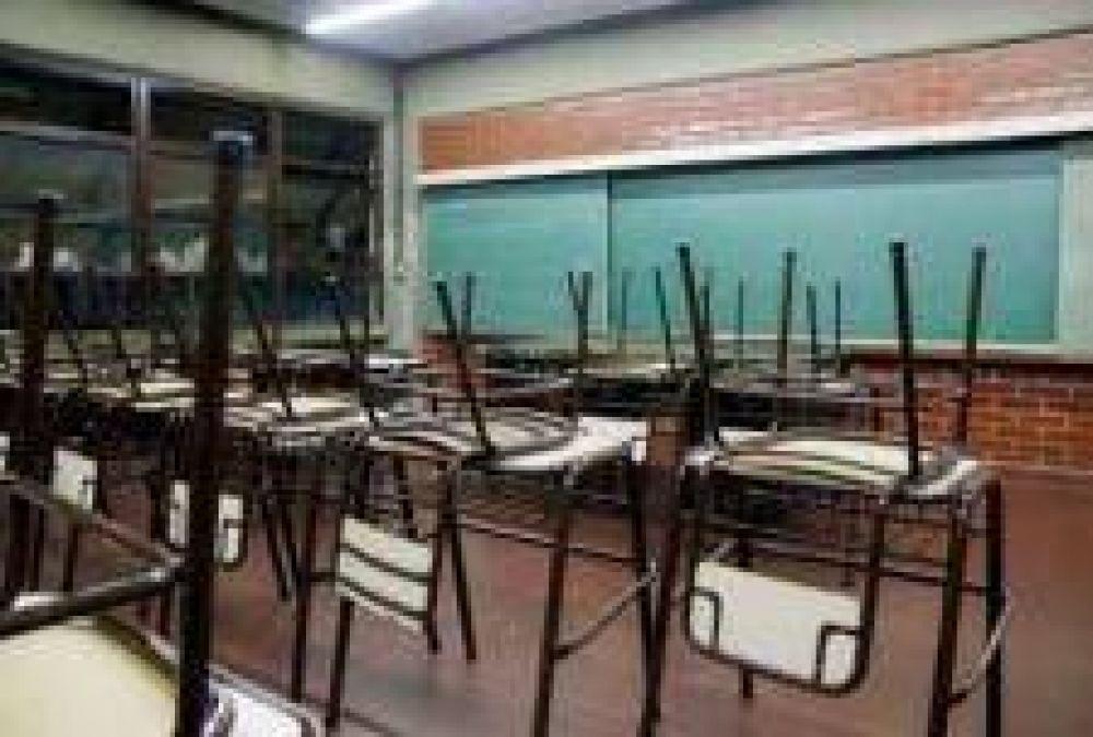 Proyectan una alta adhesión en Mar del Plata al paro docente