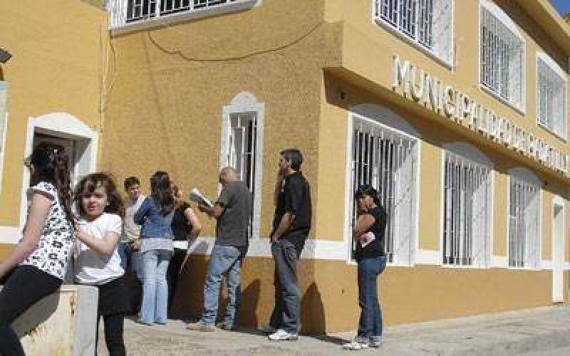 Rada Tilly: el primer día de ofrecimiento público de tierras sumó 300 interesados