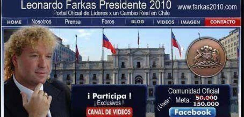 El excéntrico millonario que podría convertirse en candidato a la presidencia de Chile