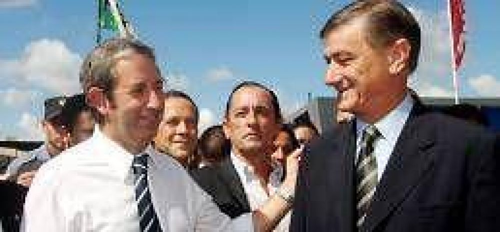 Cobos volvió a su despacho en la Casa Rosada por primera vez desde su voto