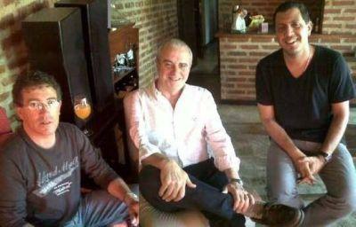"""""""Se viene un liderazgo popular, participativo, vinculante, que transformará Navarro"""""""