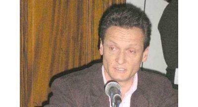 """David Labarta: """"Coincid�a con el ex presidente en la garra y su manera de hacer pol�tica"""""""