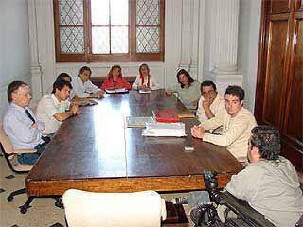 Se reunieron para constituir el Consejo Municipal de Discapacidad