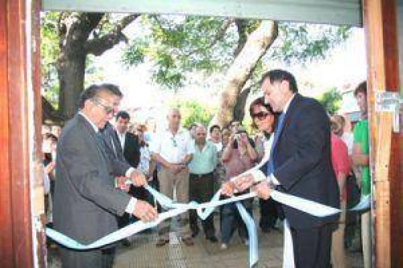La Federación de Centros de Jubilados inauguró nueva sede en Varela Centro