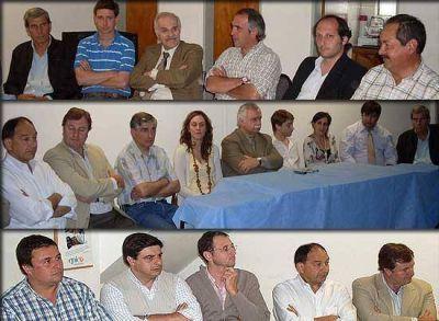 La Coalici�n lanz� en Olavarr�a el Acuerdo C�vico que define sus aspiraciones para el a�o que viene