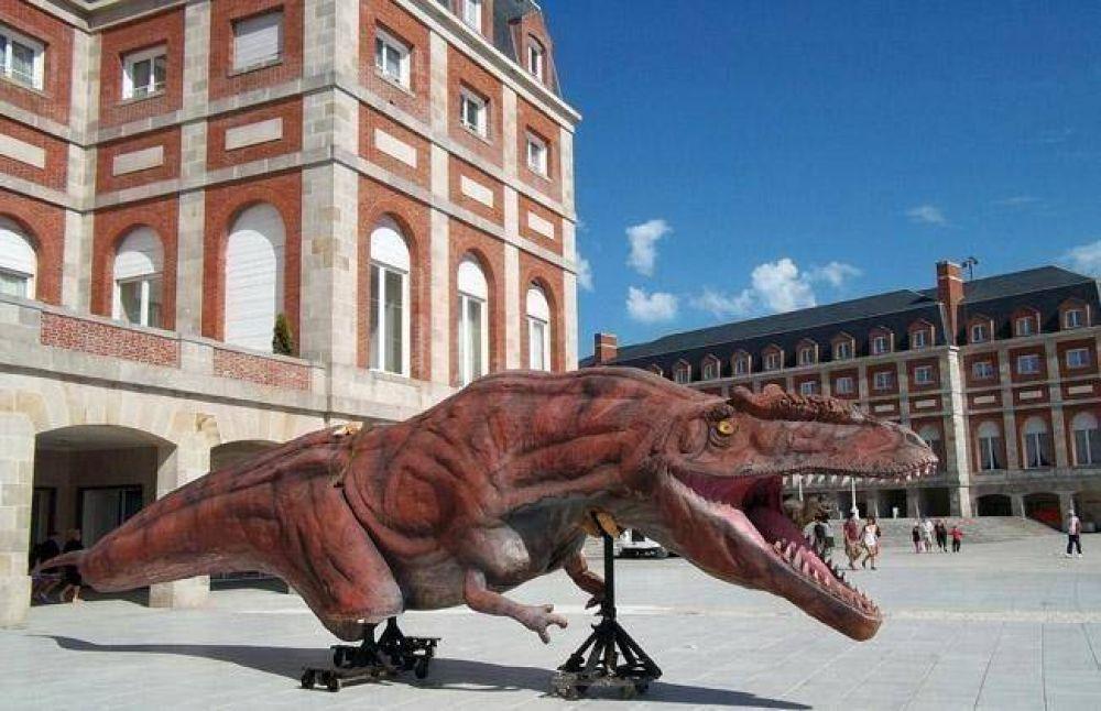 Llegan Los Dinosaurios A Mar Del Plata Información, novedades y última hora sobre dinosaurios. llegan los dinosaurios a mar del plata