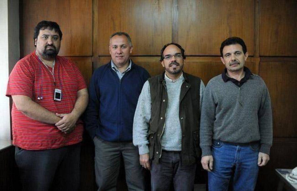 Asumieron las autoridades de la CTA Mar del Plata
