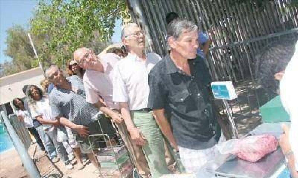En Mendoza ya se han consumido 50.000 kilos de Carne para Todos