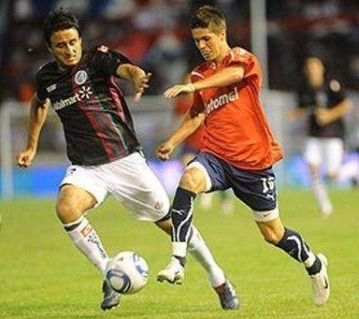 San Lorenzo derrotó a Independiente en el comienzo del fútbol de verano