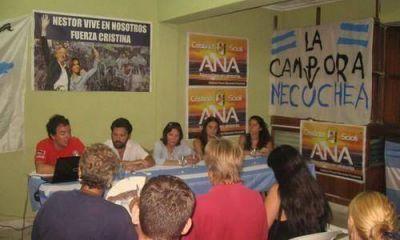 Ana Asa cosecha el apoyo de los sectores más jóvenes