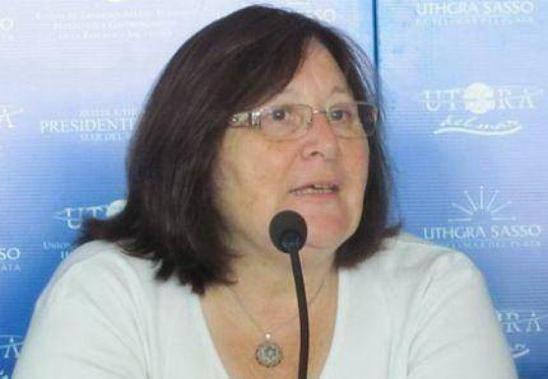 Mercedes Morro: �Veo a Mar del Plata como una temporada de fin de semana�