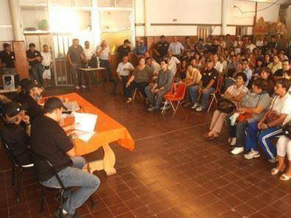 Los municipales aceptaron la oferta salarial del Ejecutivo