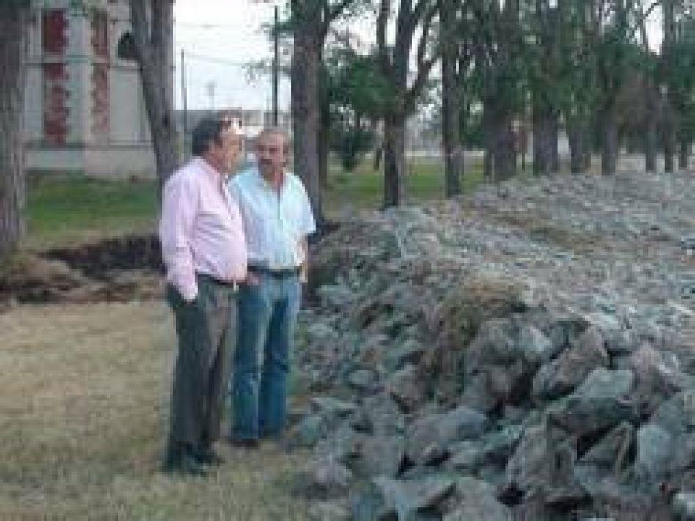 Tandil: Comenzó construcción de pista municipal de ciclismo